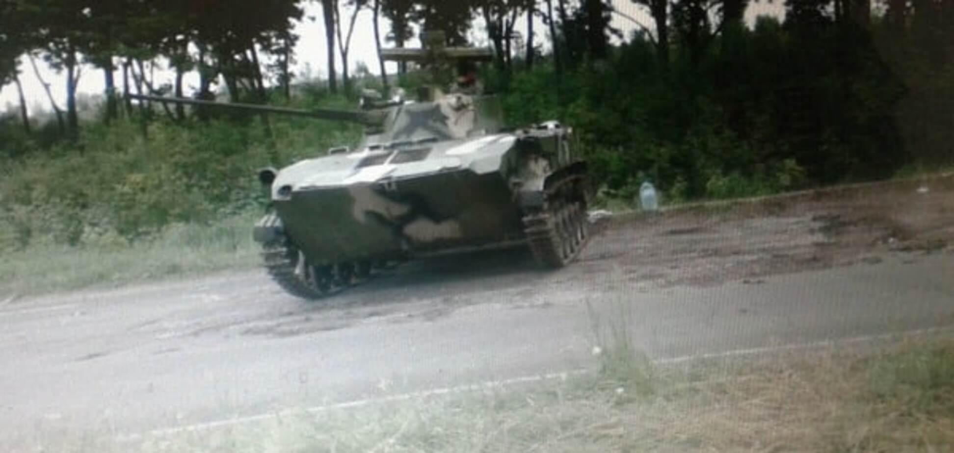 Дончанин пытался вывезти из Украины фото блокпостов