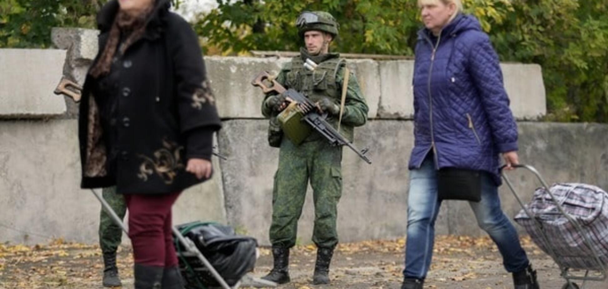 Террорист в \'ДНР\'