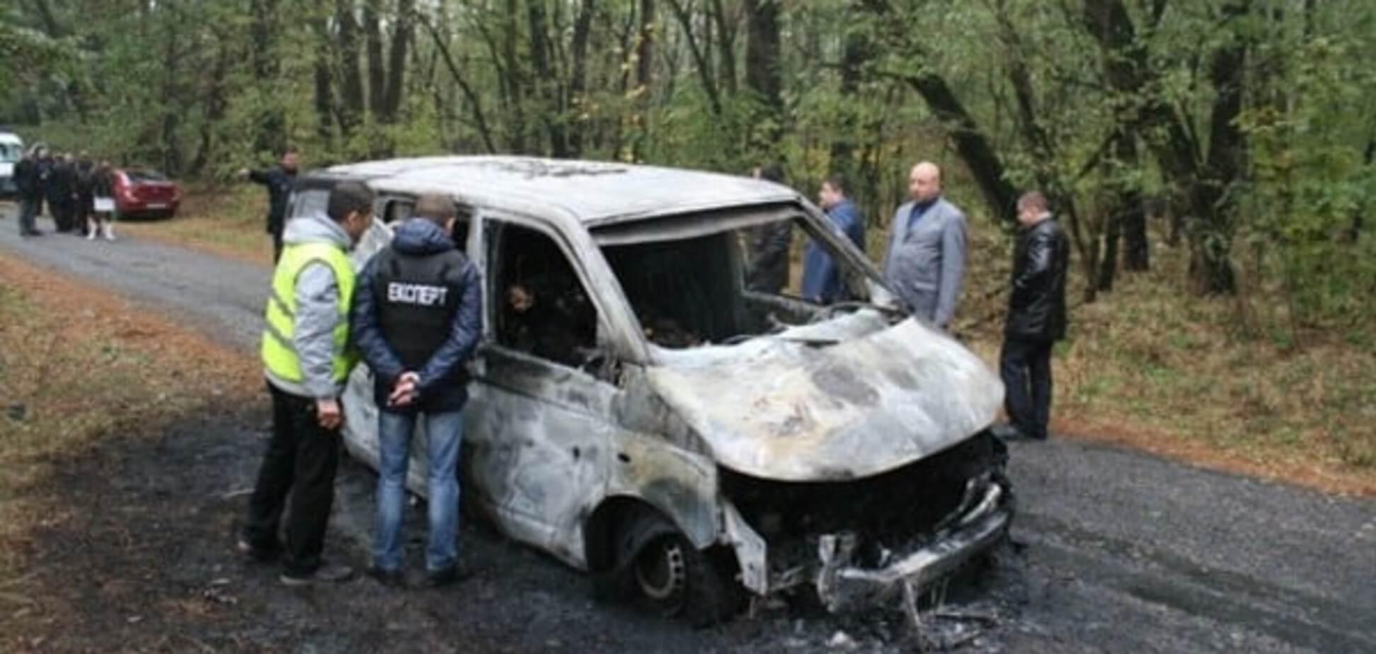Убийство инкассаторов в Черниговской области