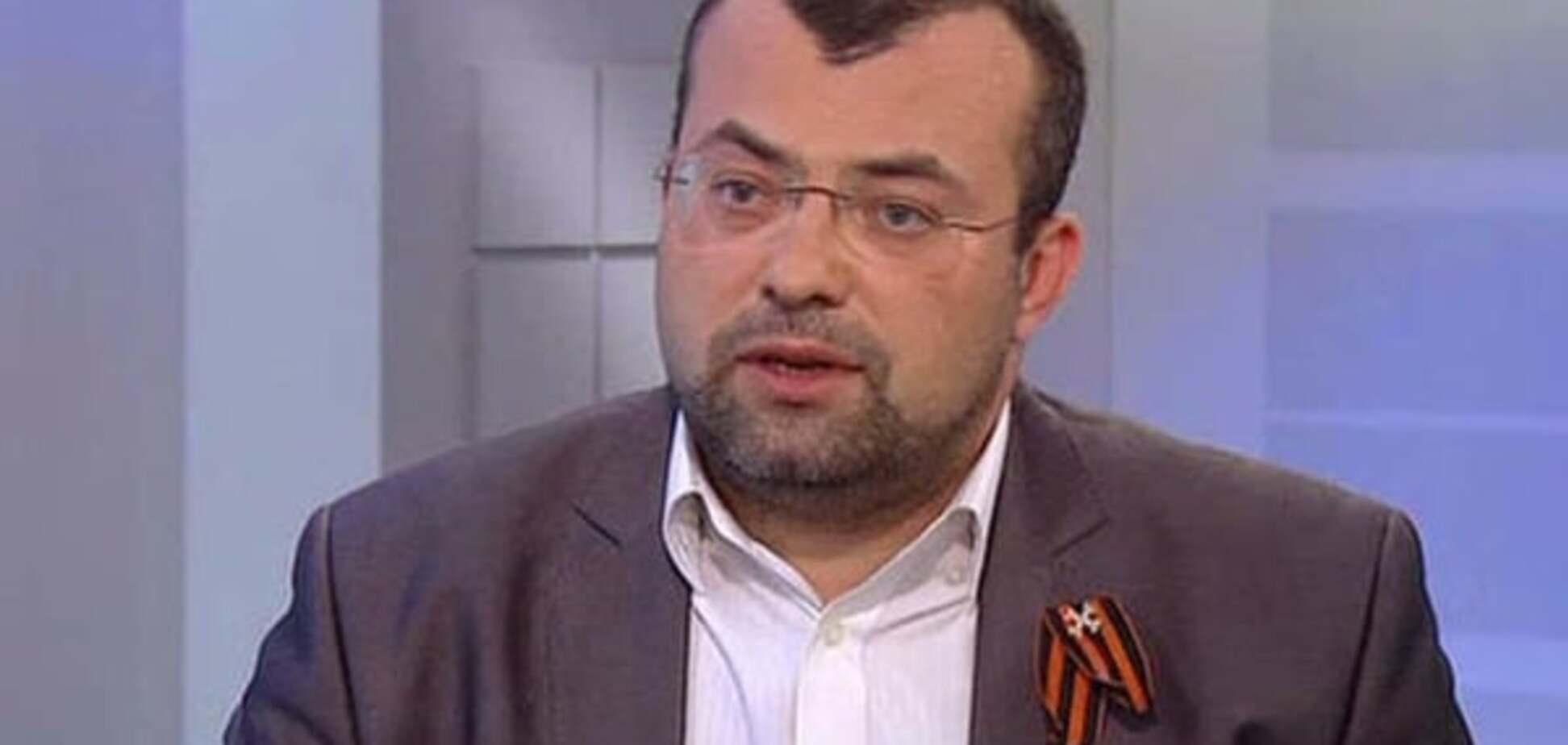 Бывший \'министр иностранных дел\' \'ДНР\' Александр Кофман