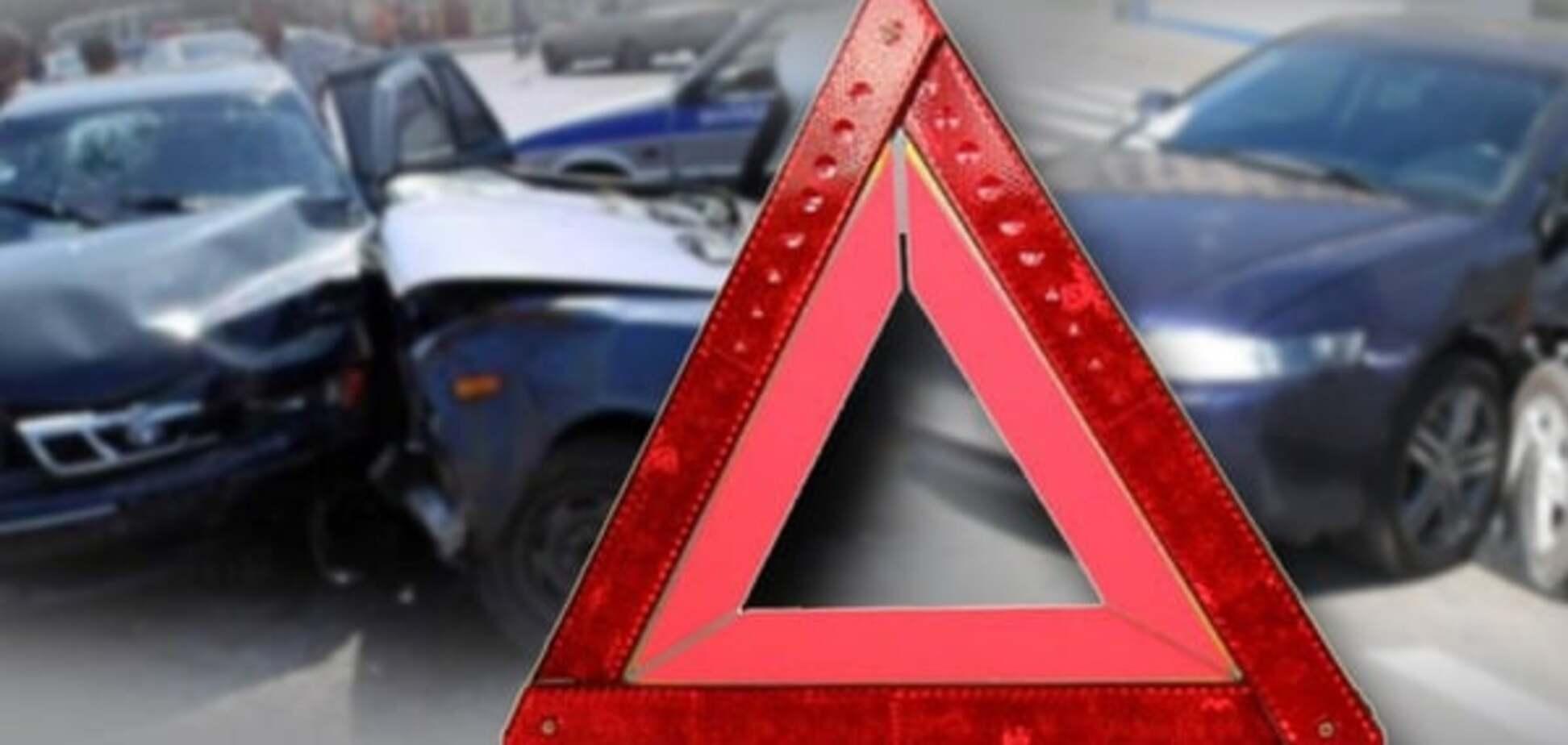 В Запорожской области водитель ВАЗа стал жертвой смертельного ДТП
