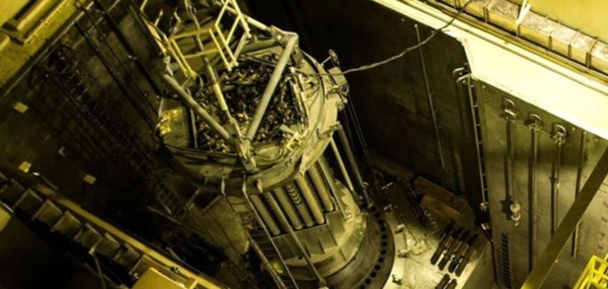 Атомный реактор в Хелдене