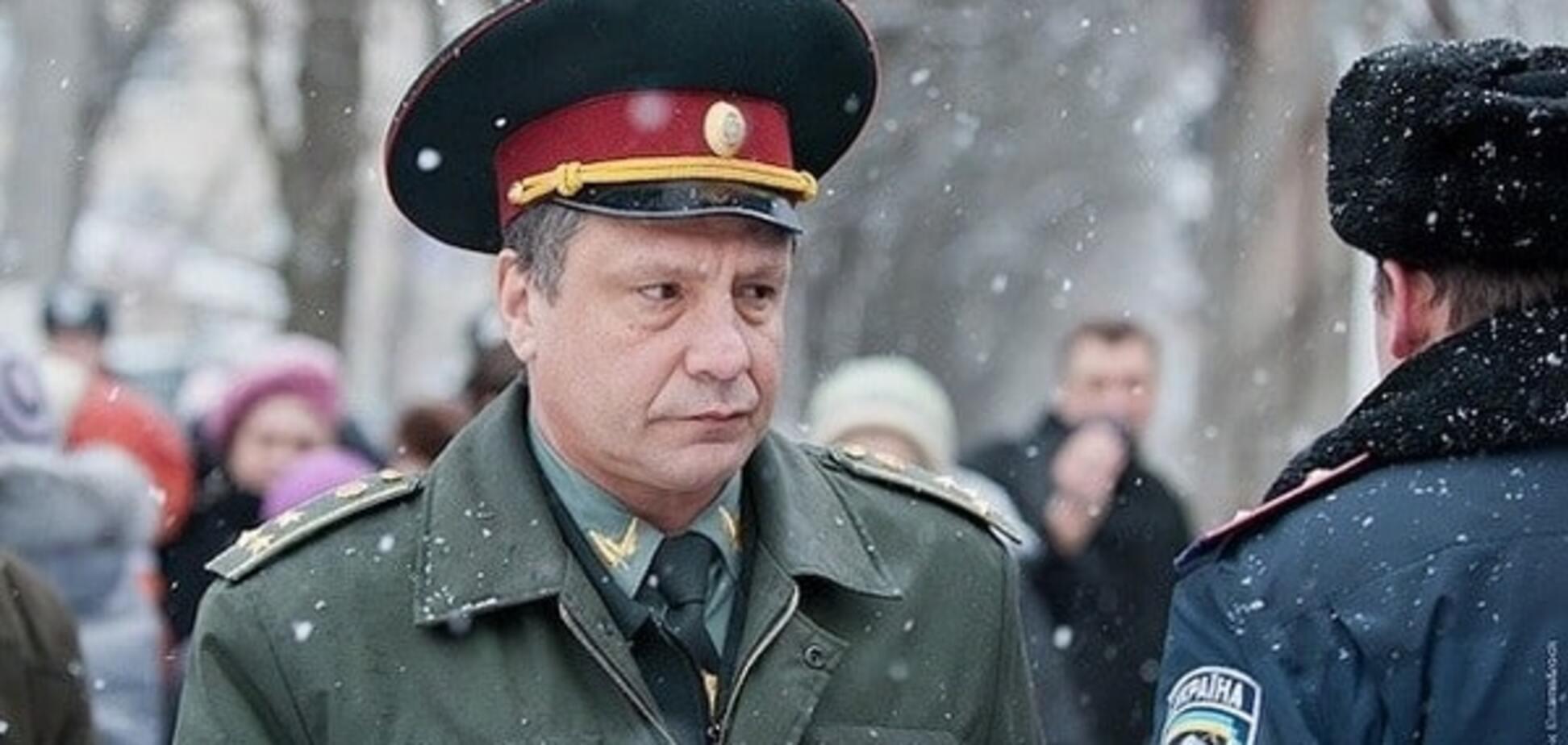 Колишній начальник Качанівської колонії Іван Первушкін