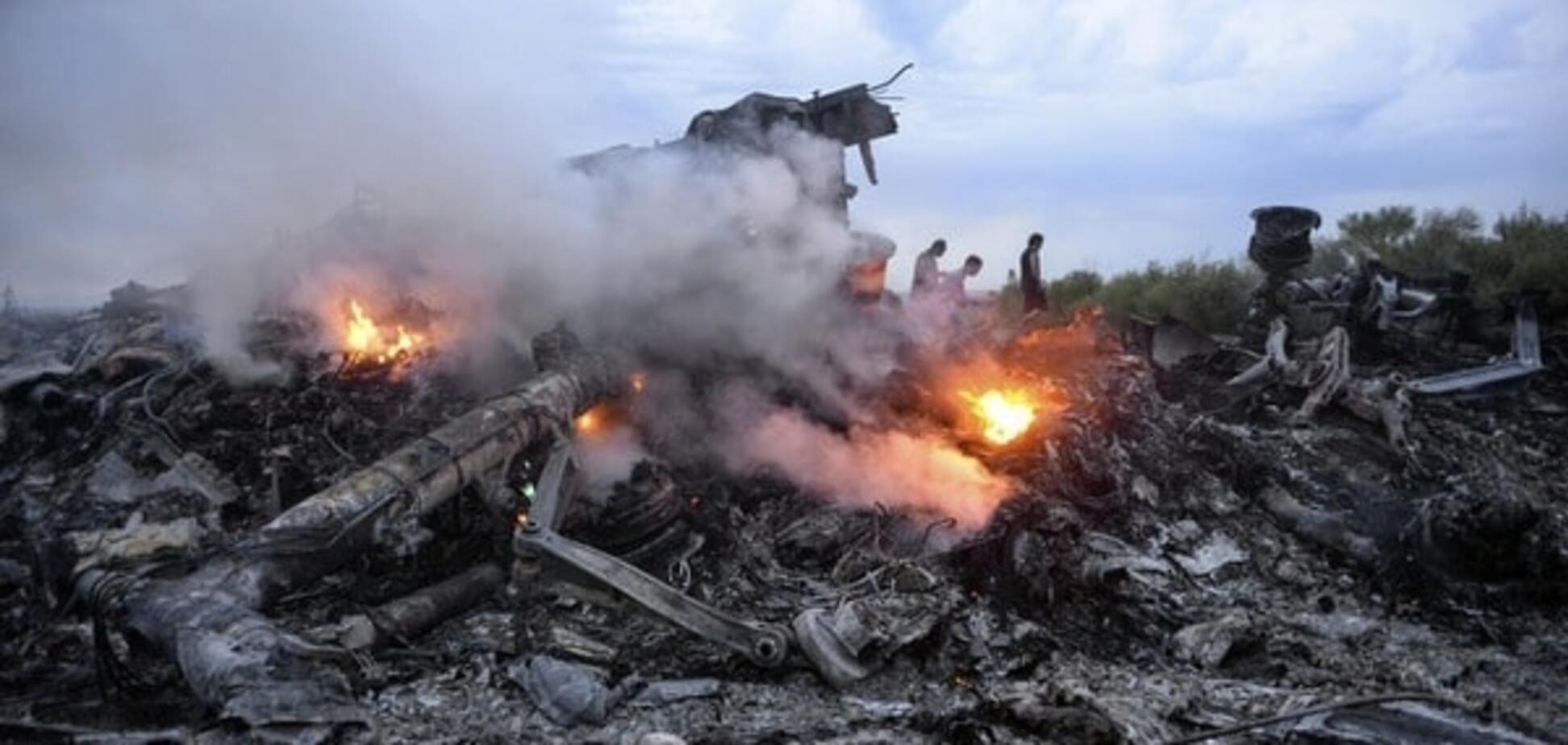 Крах Boeing-777 на Донбасі