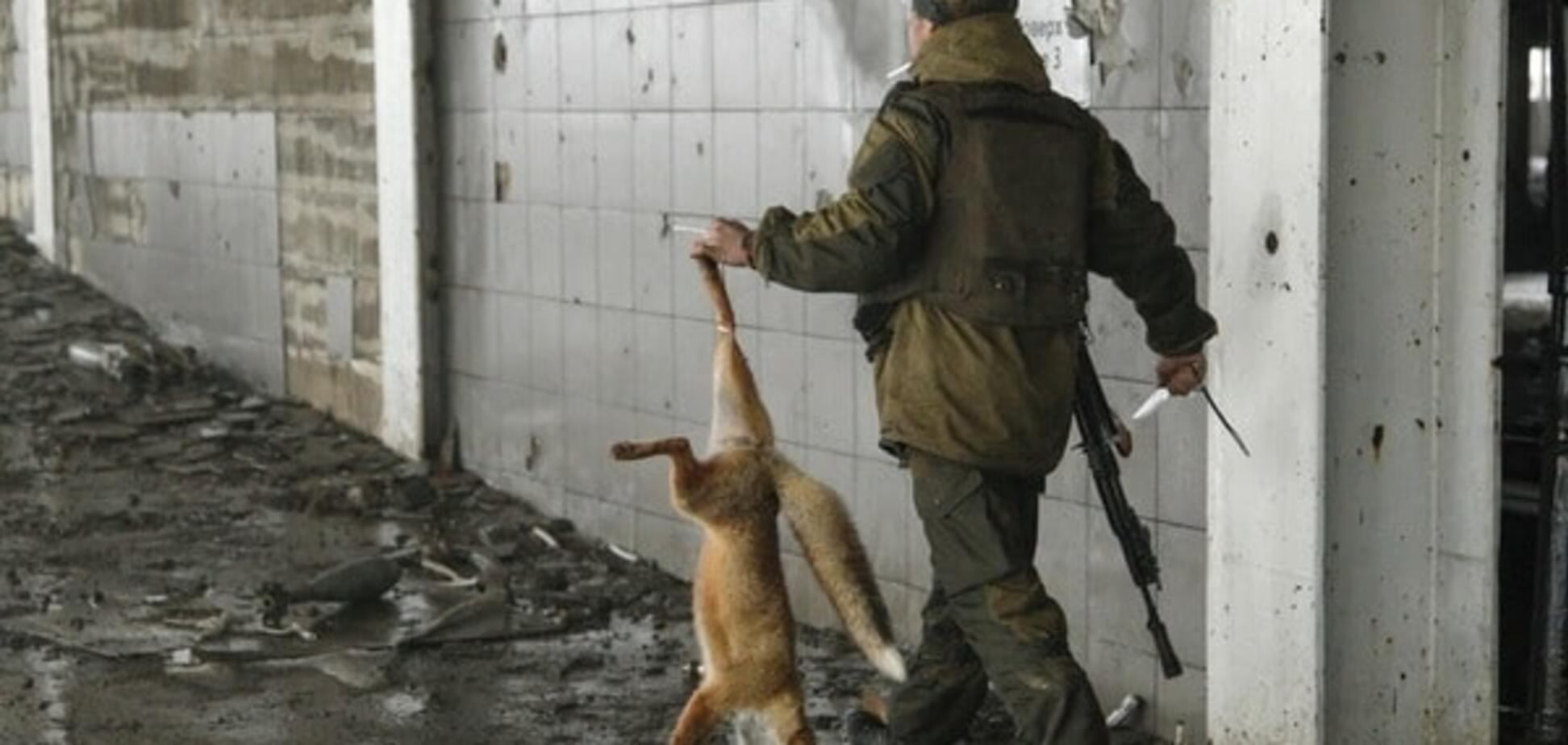 Террорист \'ДНР\'