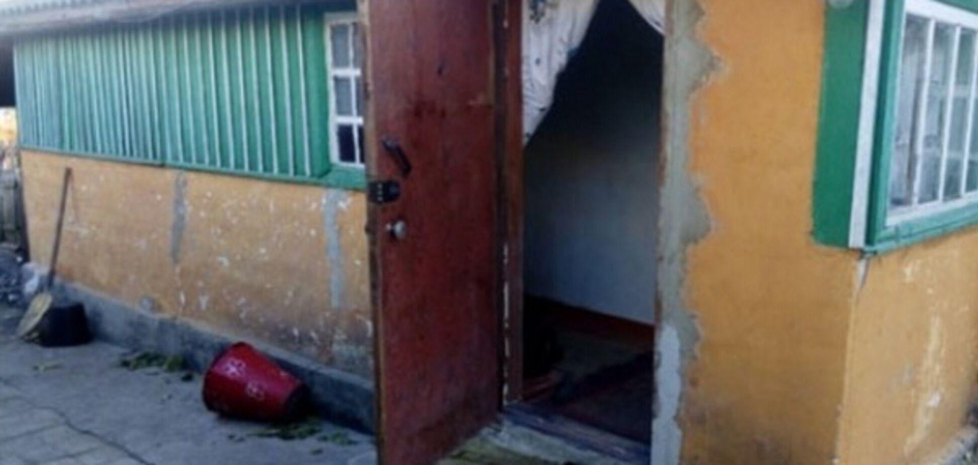 Трагедия во Владимировке
