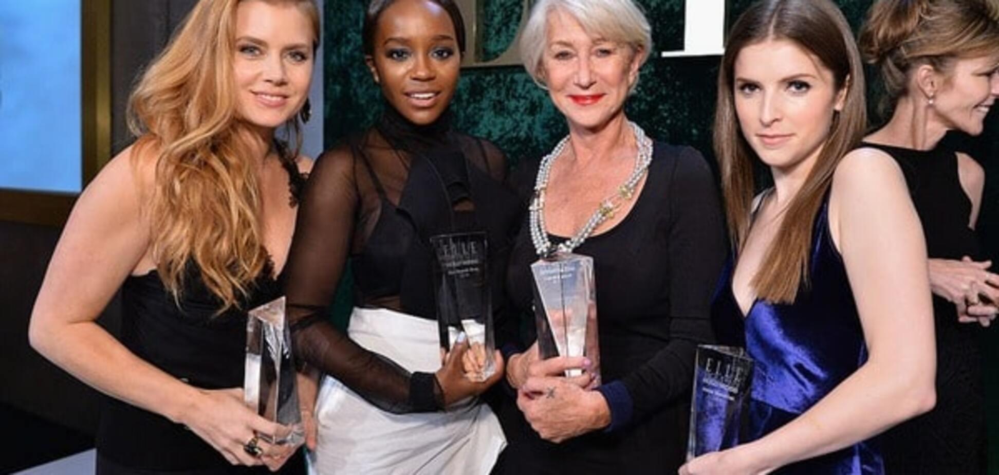 Звезды на вечеринке Women In Hollywood