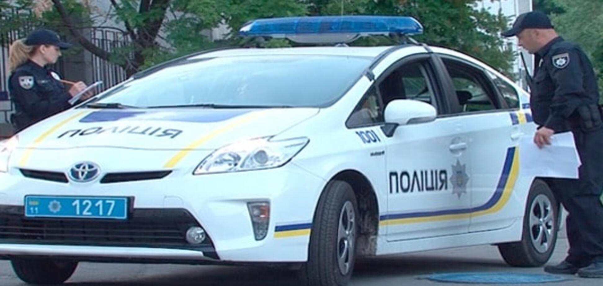 Запорожские патрульные задержали водителя с огромным количеством разнообразных наркотиков в крови