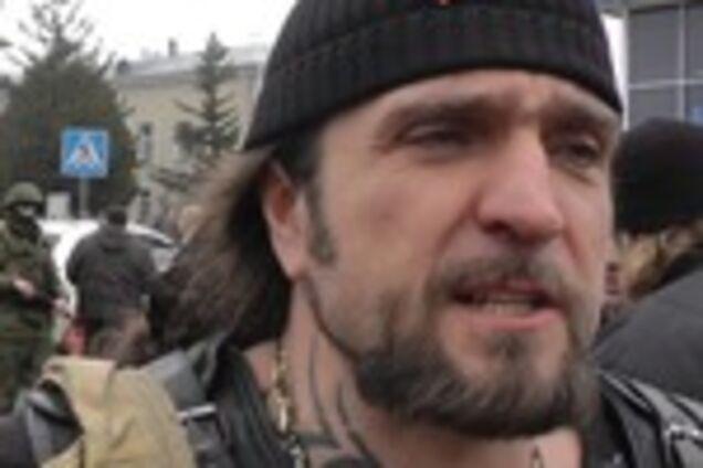 Любимый байкер Путина опозорился в России