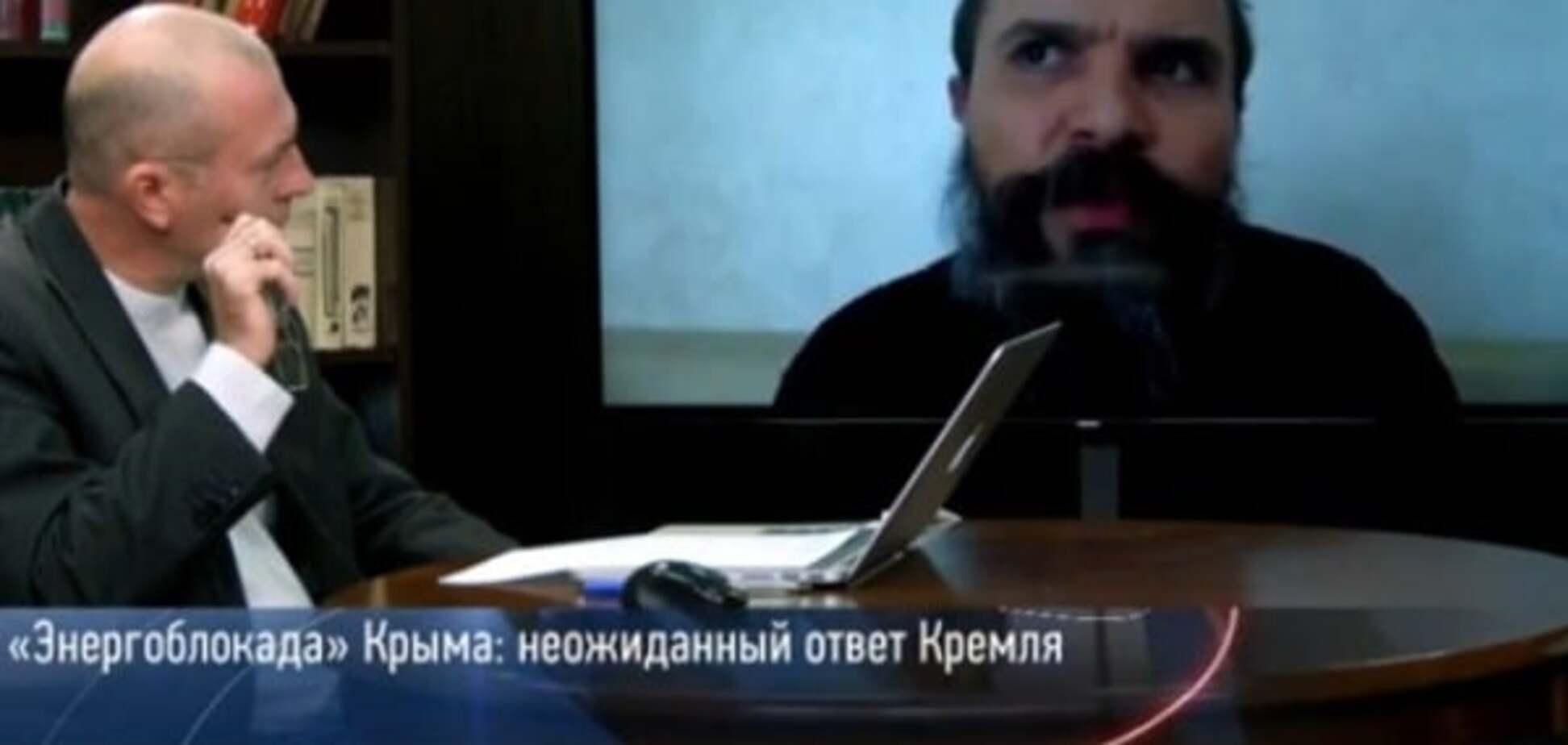 Голышев назвал Суркова 'информационным Моторолой' и доказал, что тот пользуется 'мылом'