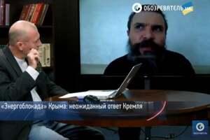 Голишев назвав Суркова 'інформаційною Моторолою' і довів, що той користується 'милом'