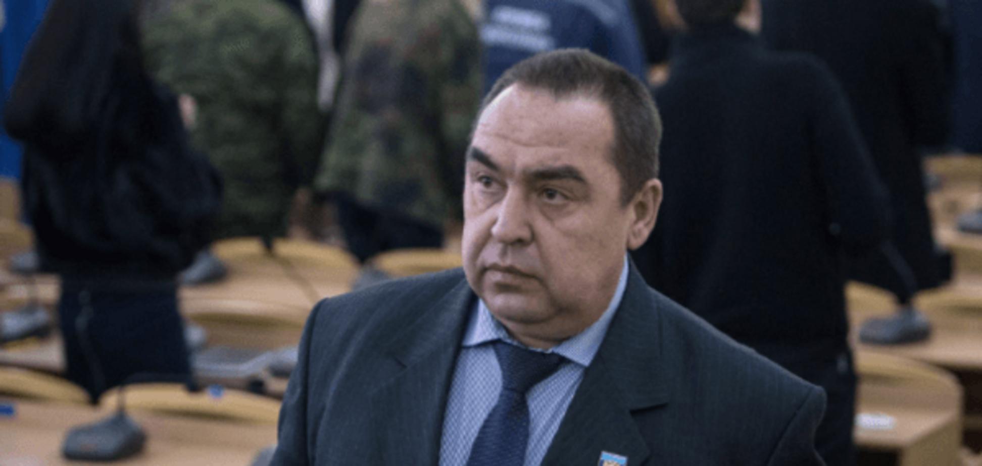 Главарь \'ЛНР\' Плотницкий