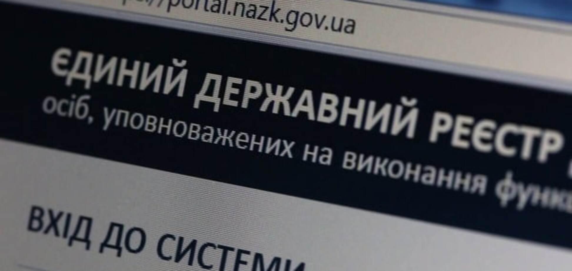 Система е-декларирования
