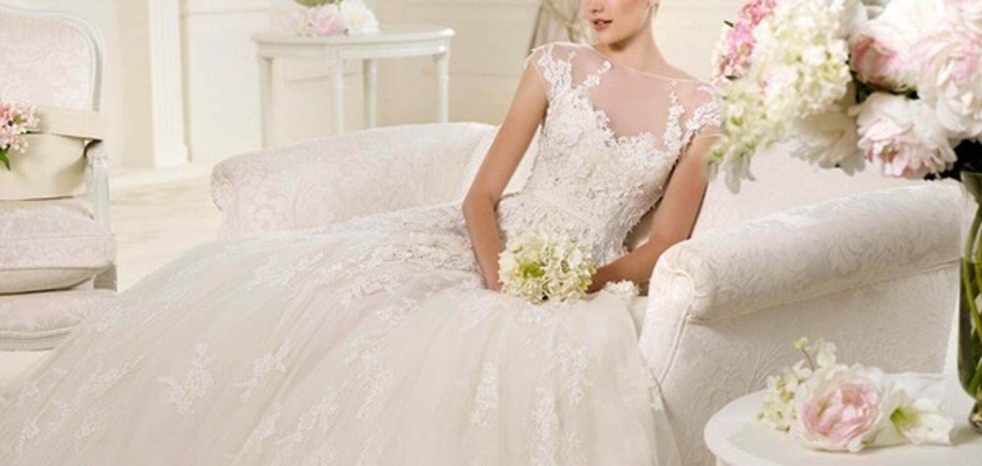 Elie Saab свадебное платье