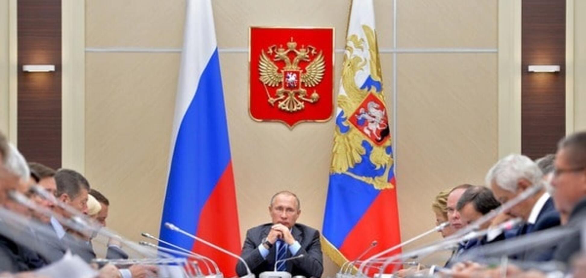 путин кремль заседание