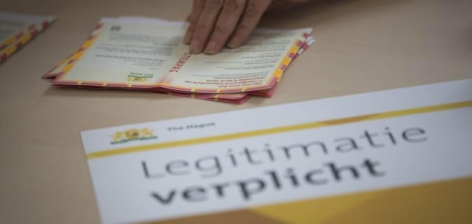 референдум Нідерланди