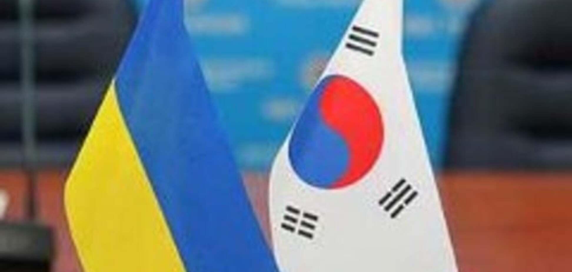 Торговля Украины с Южной Кореей