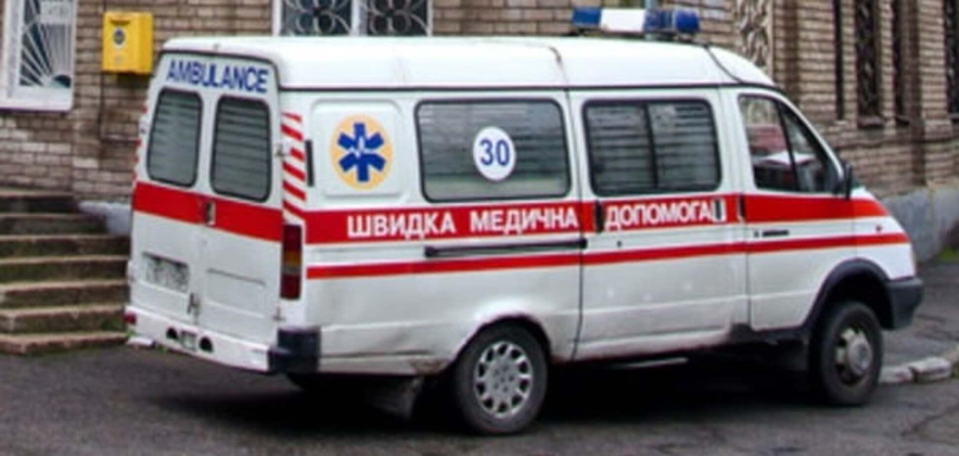 В Запорожской области избили мужчину и вонзили ему нож в спину