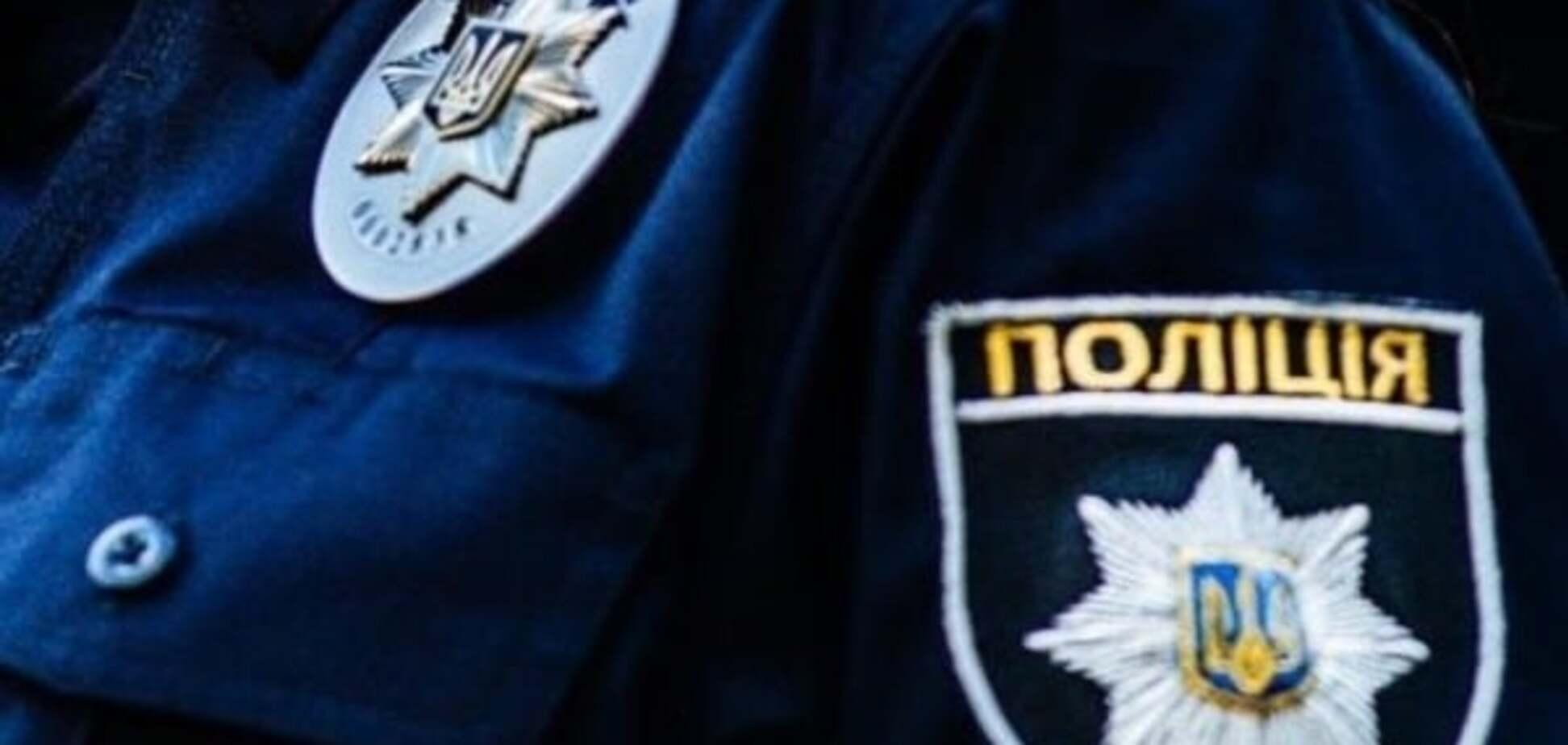 В Космическом микрорайоне Запорожья избили полицейского