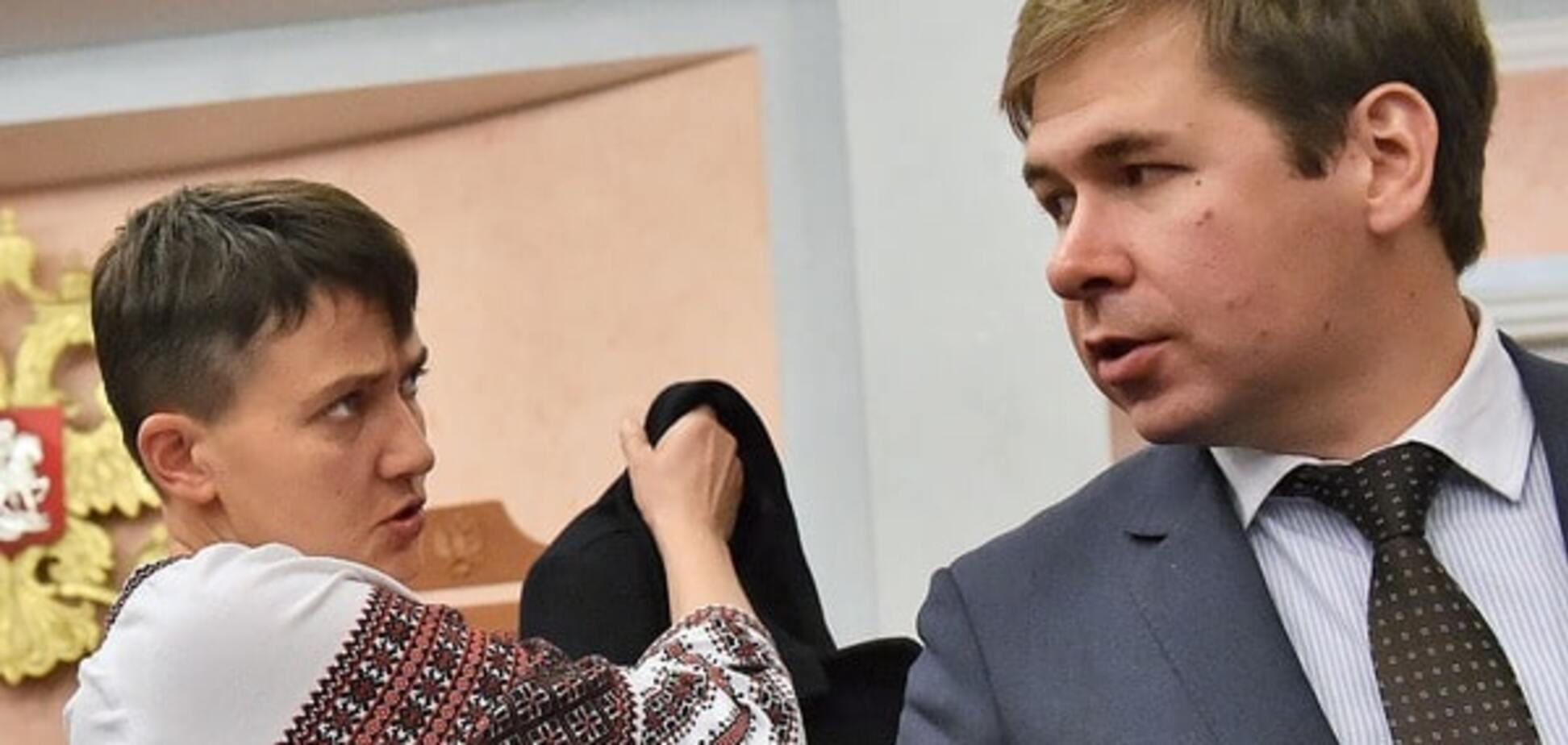 Савченко и Новиков