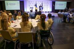 'Украина гордится': Порошенко выразил восторг призерами Рио-2016