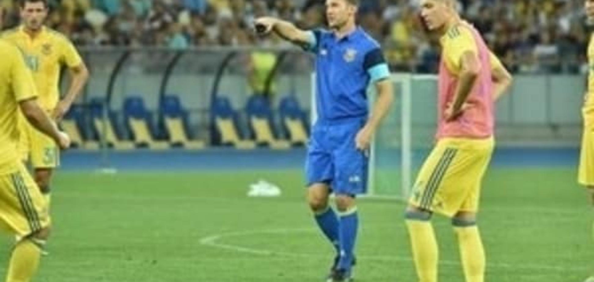 УЕФА включил Шевченко в сборную европейских тренеров: фотофакт