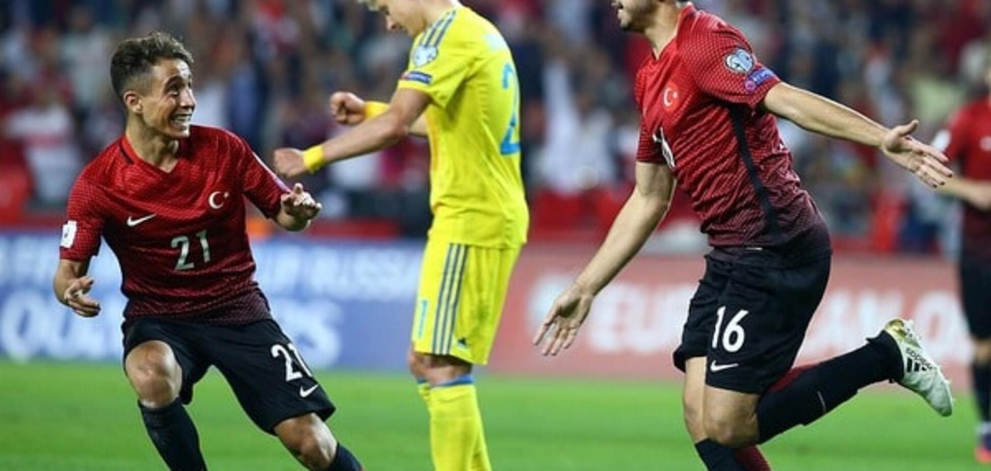 Туреччина - Україна