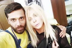 Ірина Білик і Аслан Ахмадов