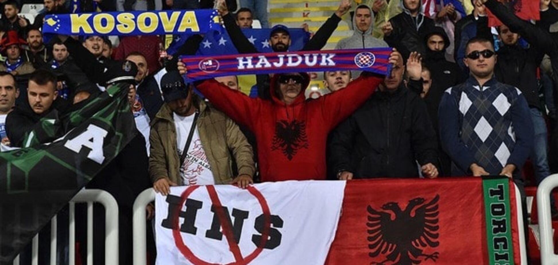 Косово - Хорватия обзор