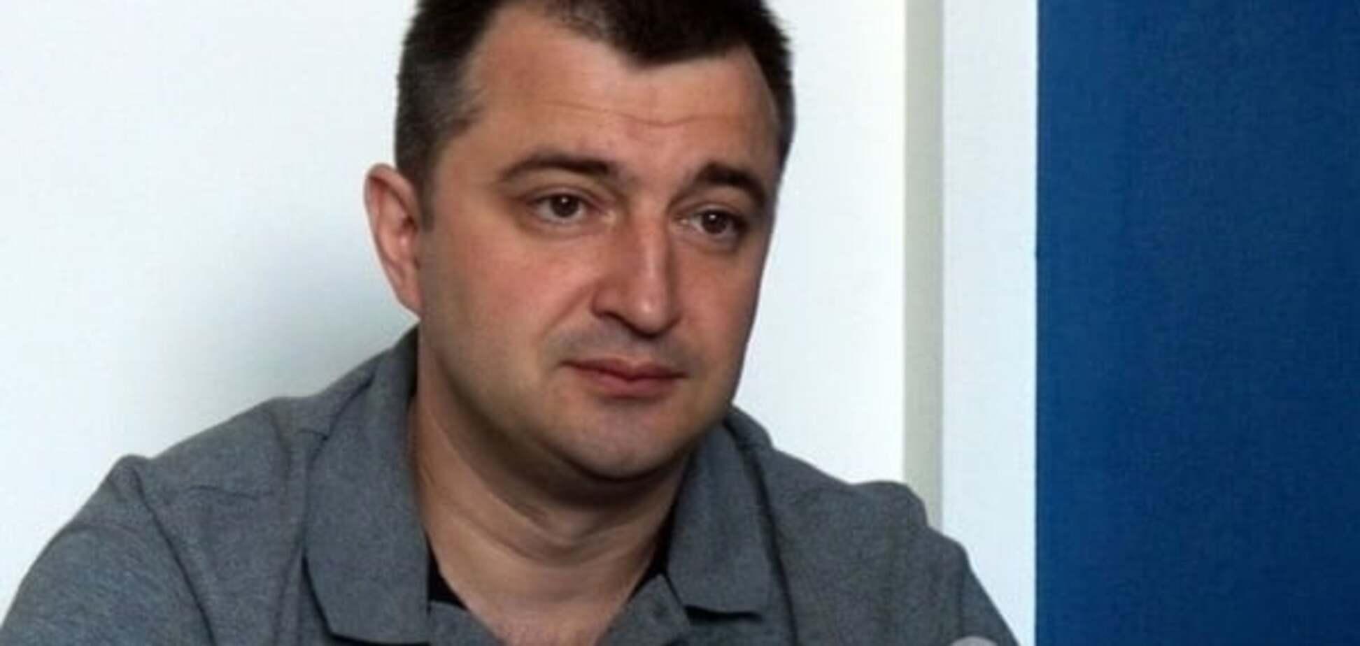 Прокурор сил АТО Костянтин Кулик