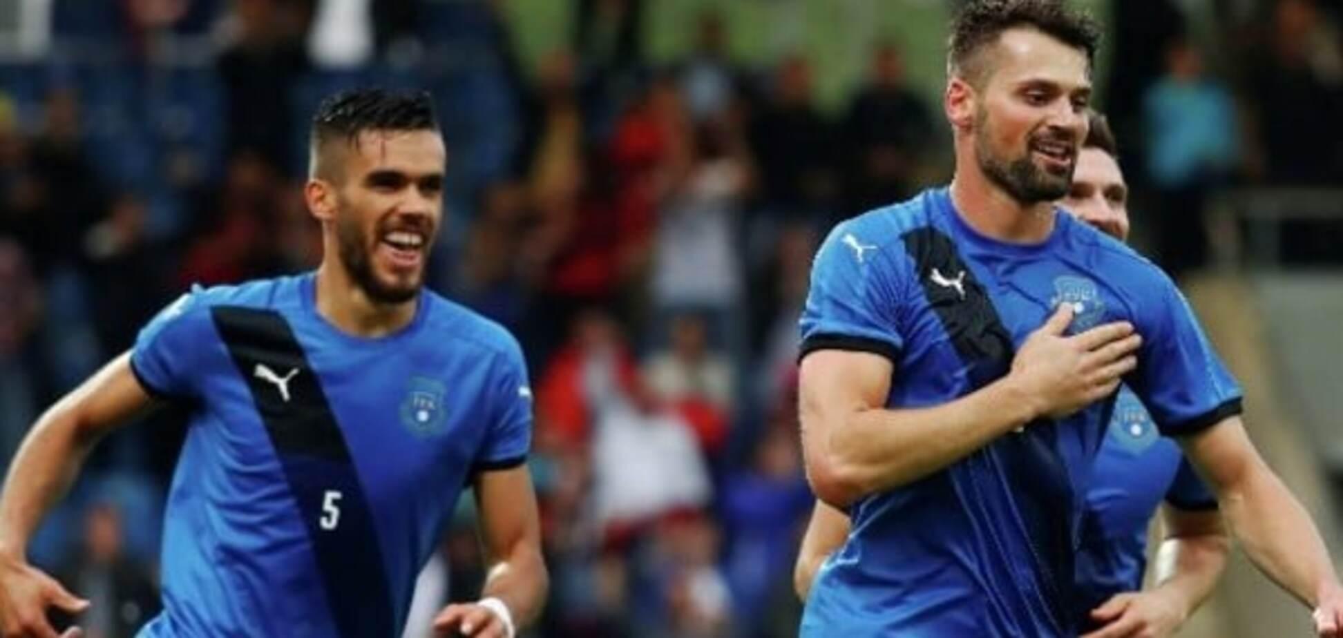 Нападающий сборной Косова раскрыл главную задачу на игру с Украиной