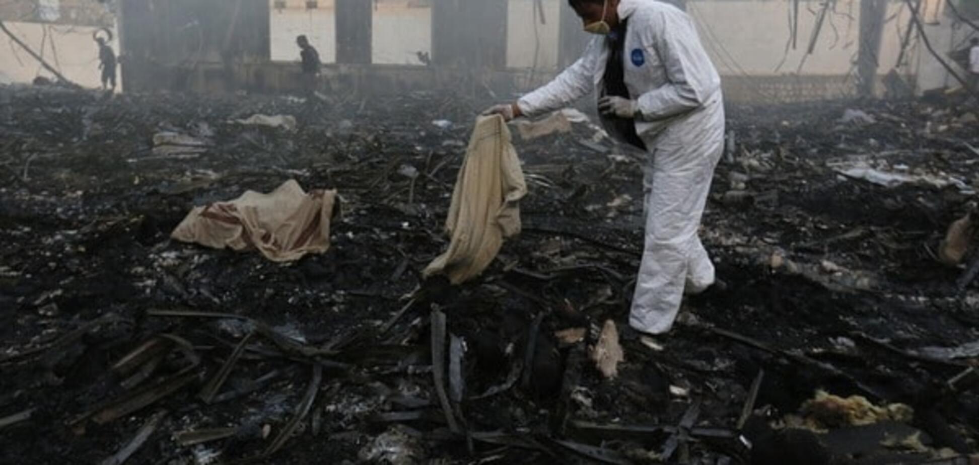 Авиаудар по столице Йемена