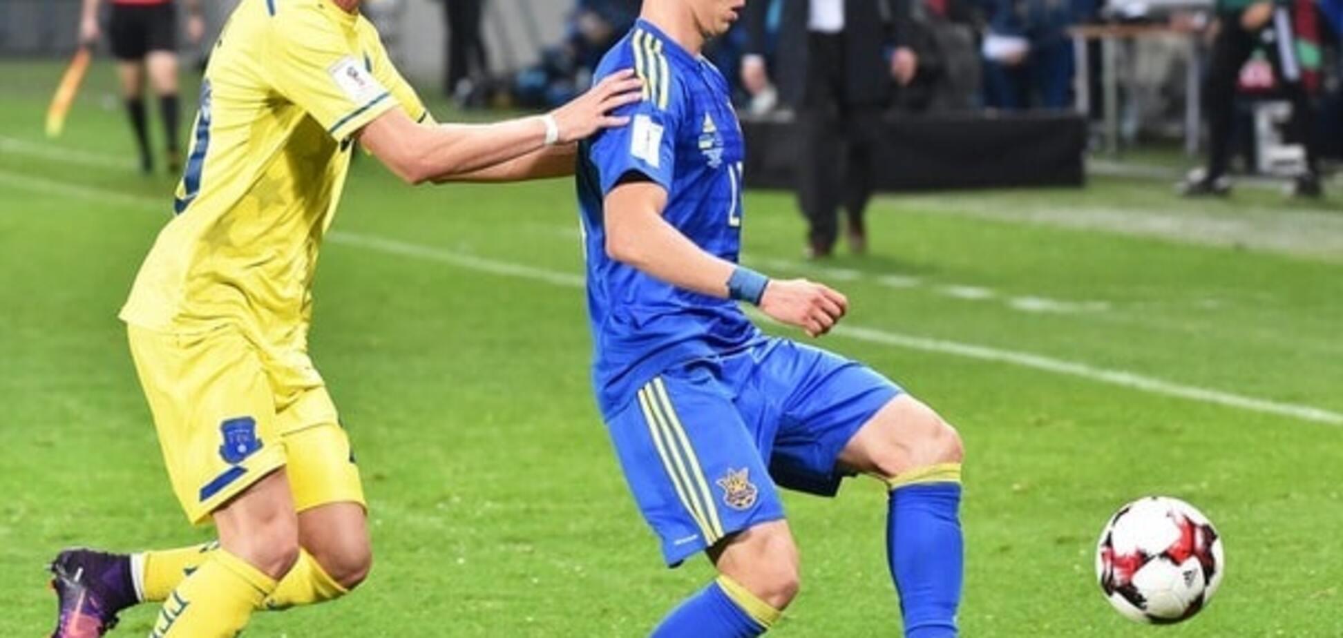 Україна - Косово