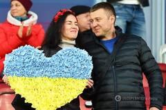 Украина – Косово обзор