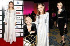 Натали Портман и Шэрон Стоун на Израильском кинофестивале