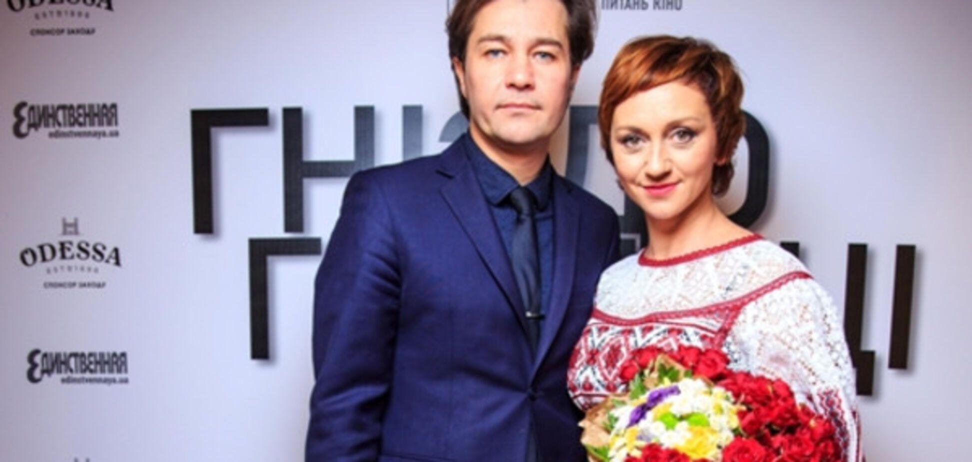 Евгений Нищук и Римма Зюбина