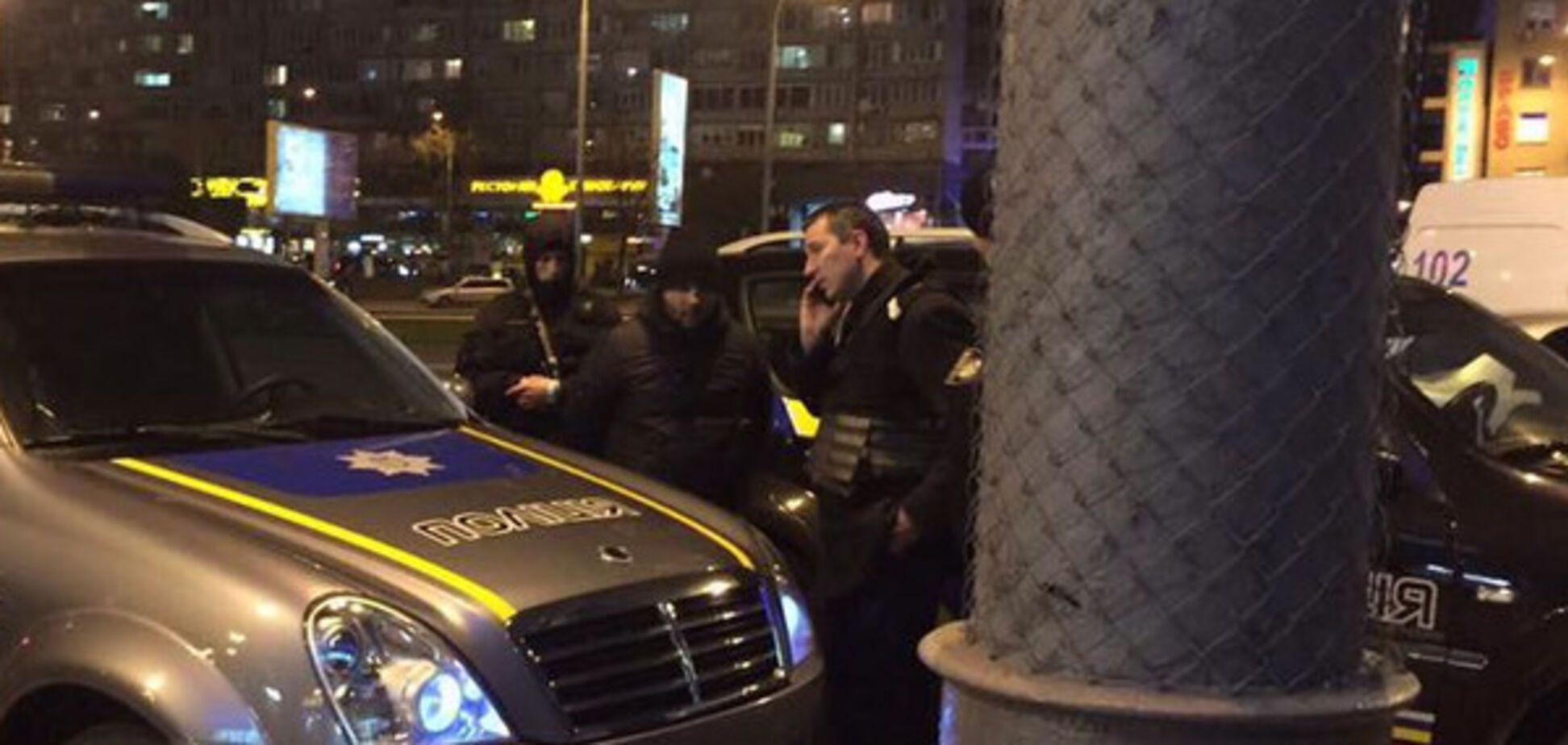 Стеження за нардепом в Києві