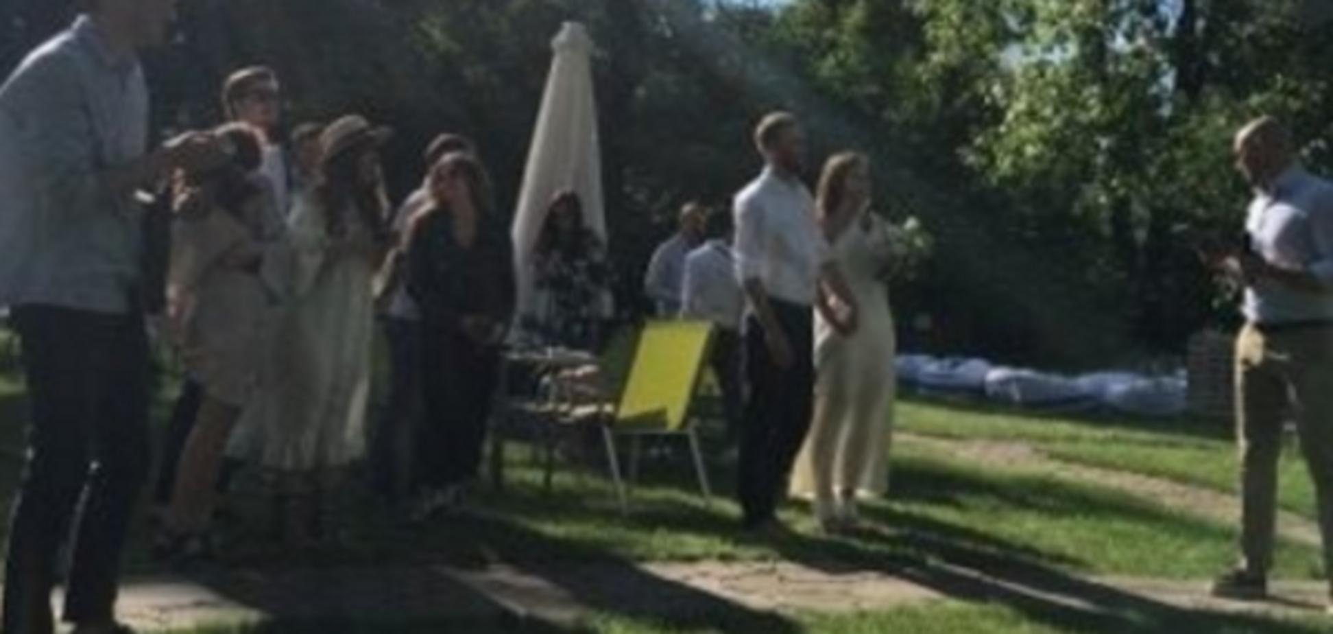 Весілля Анастасії Дєєвої