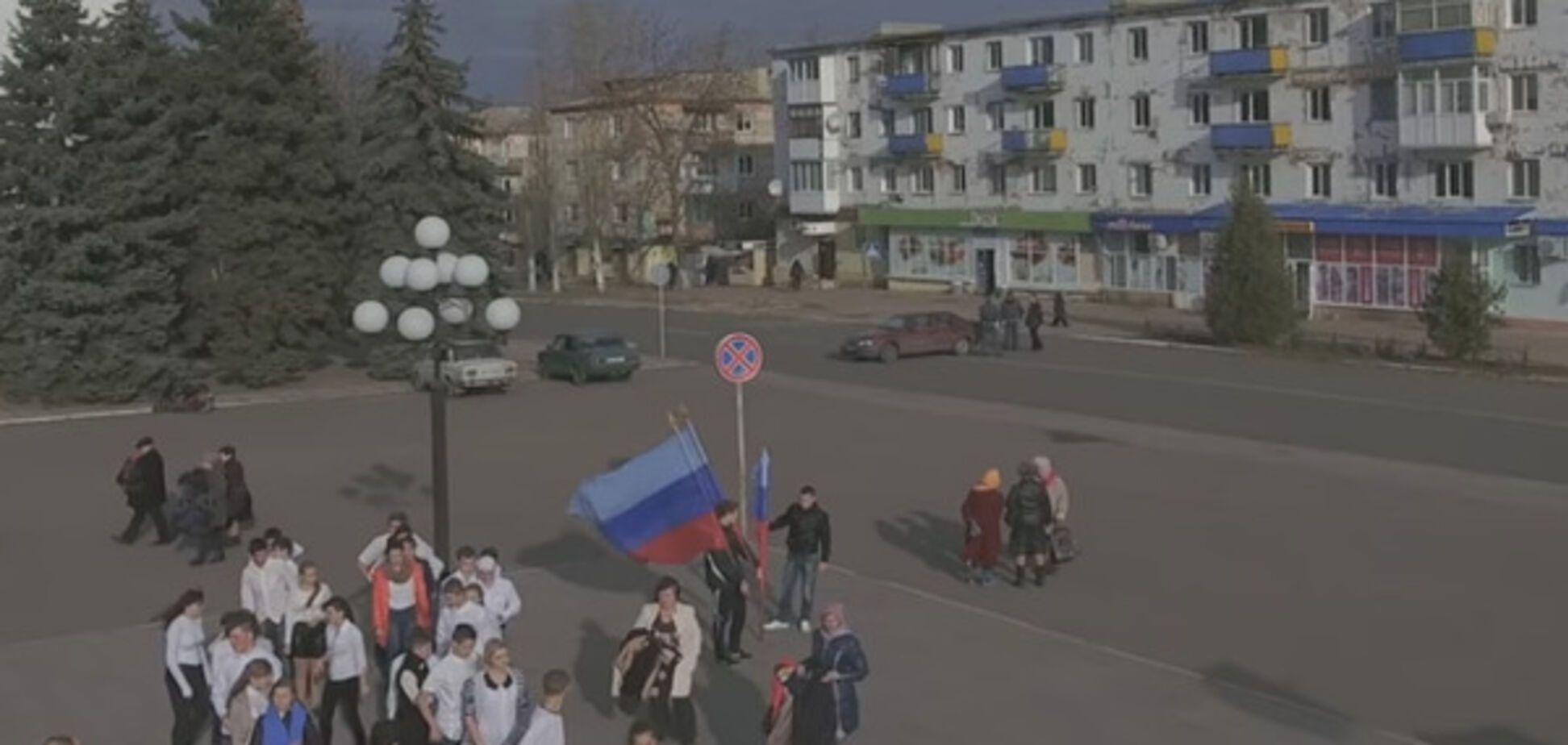 Флешмоб у Первомайську
