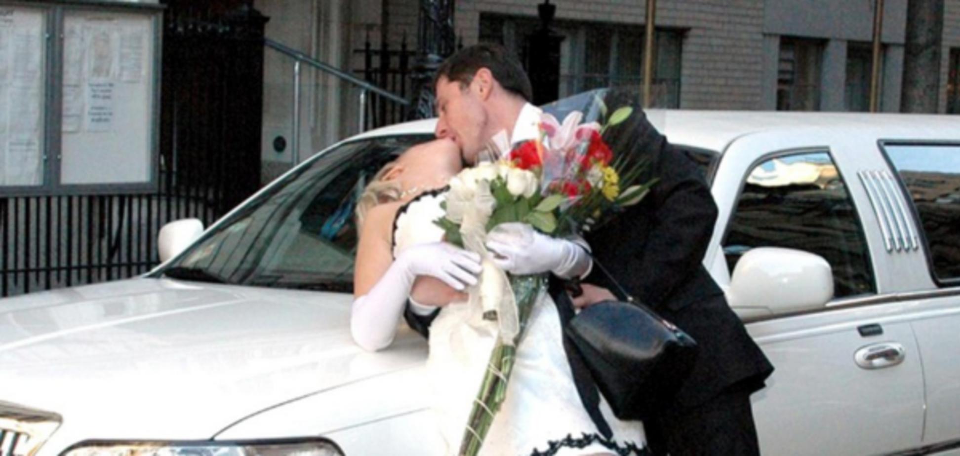Весілля Марії Захарової