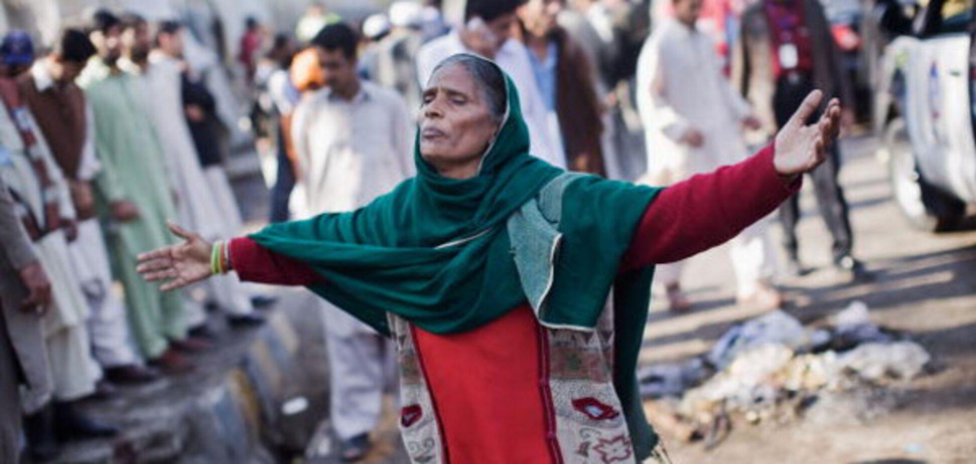 Теракт у Пакистані