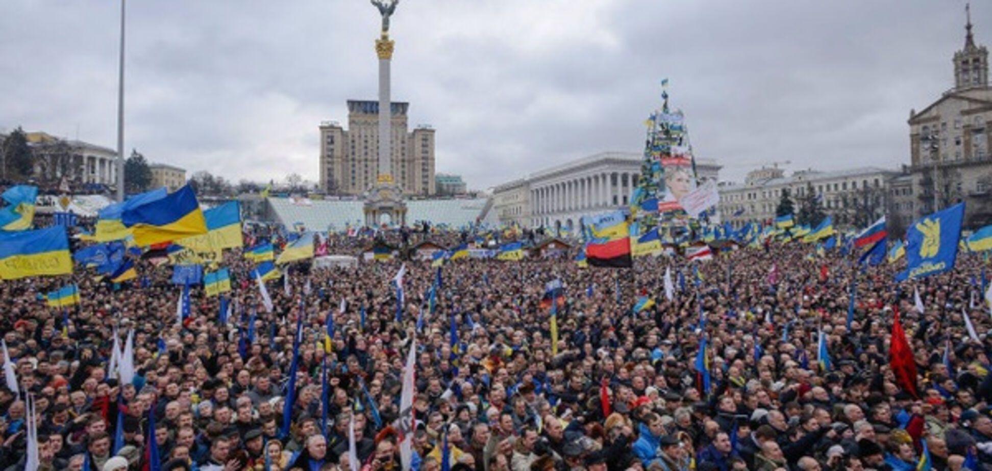 Когда был Майдан, не было армейских российских корпусов на границе
