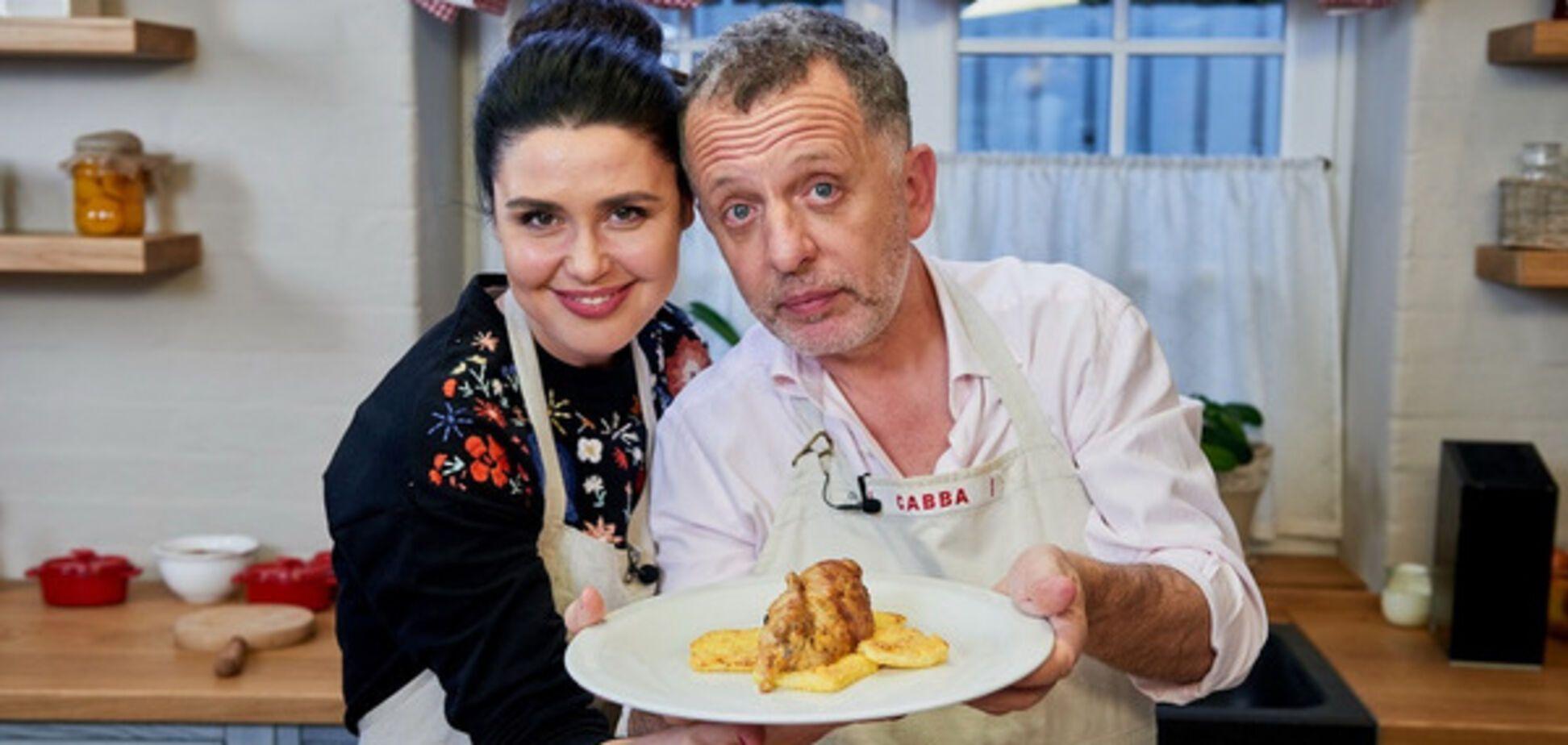 Людмила Барбир и Савва Либкин
