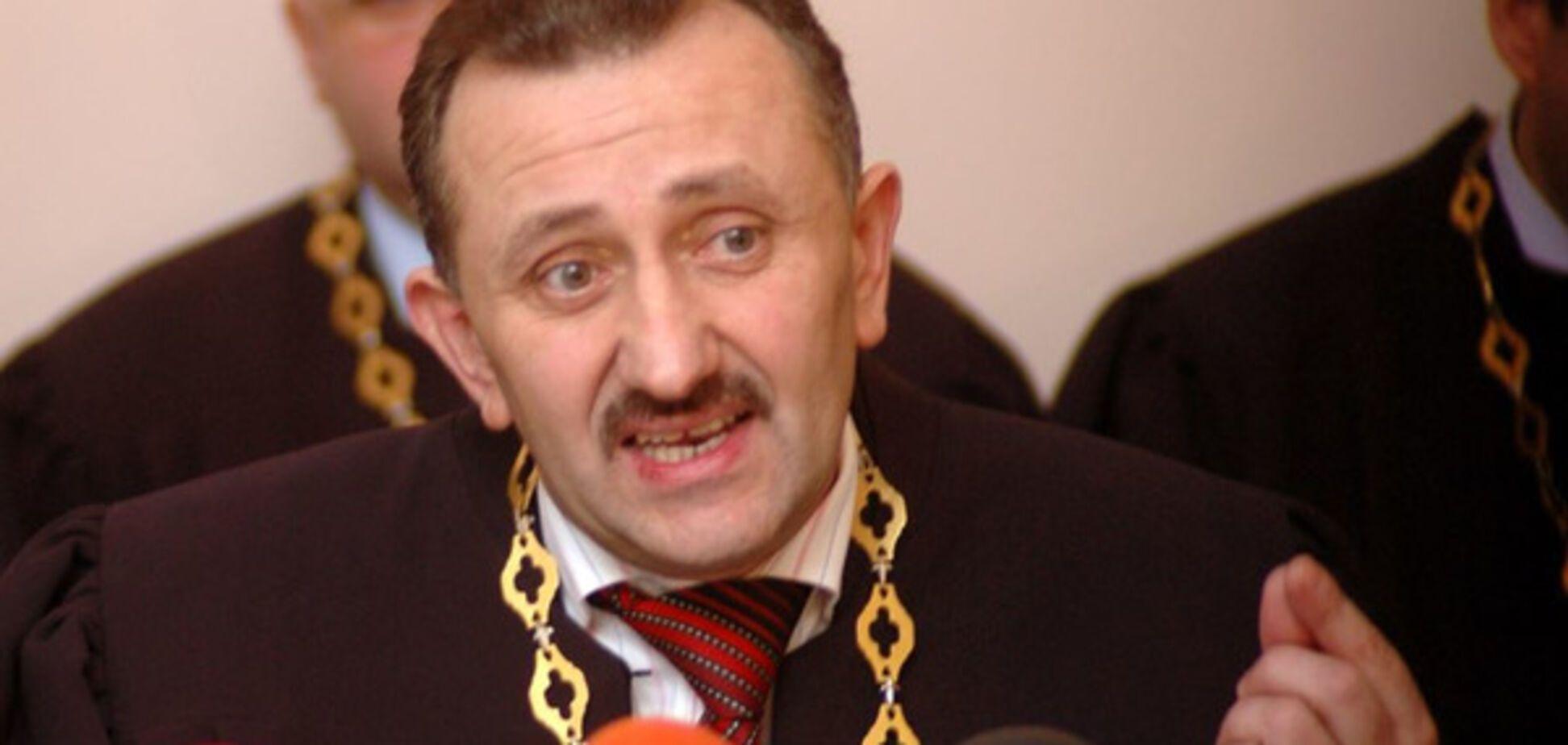суддя Зварич
