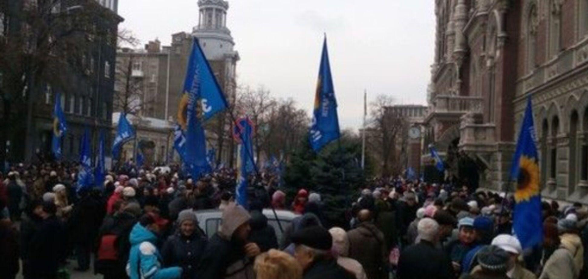 Мітинги у Києві