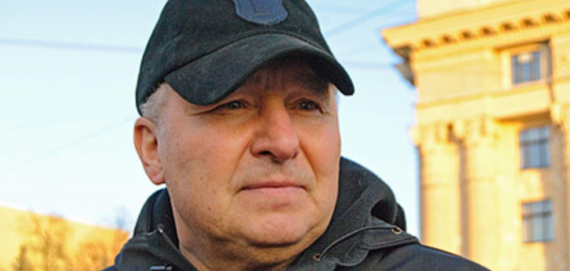 Микола Черьомухін
