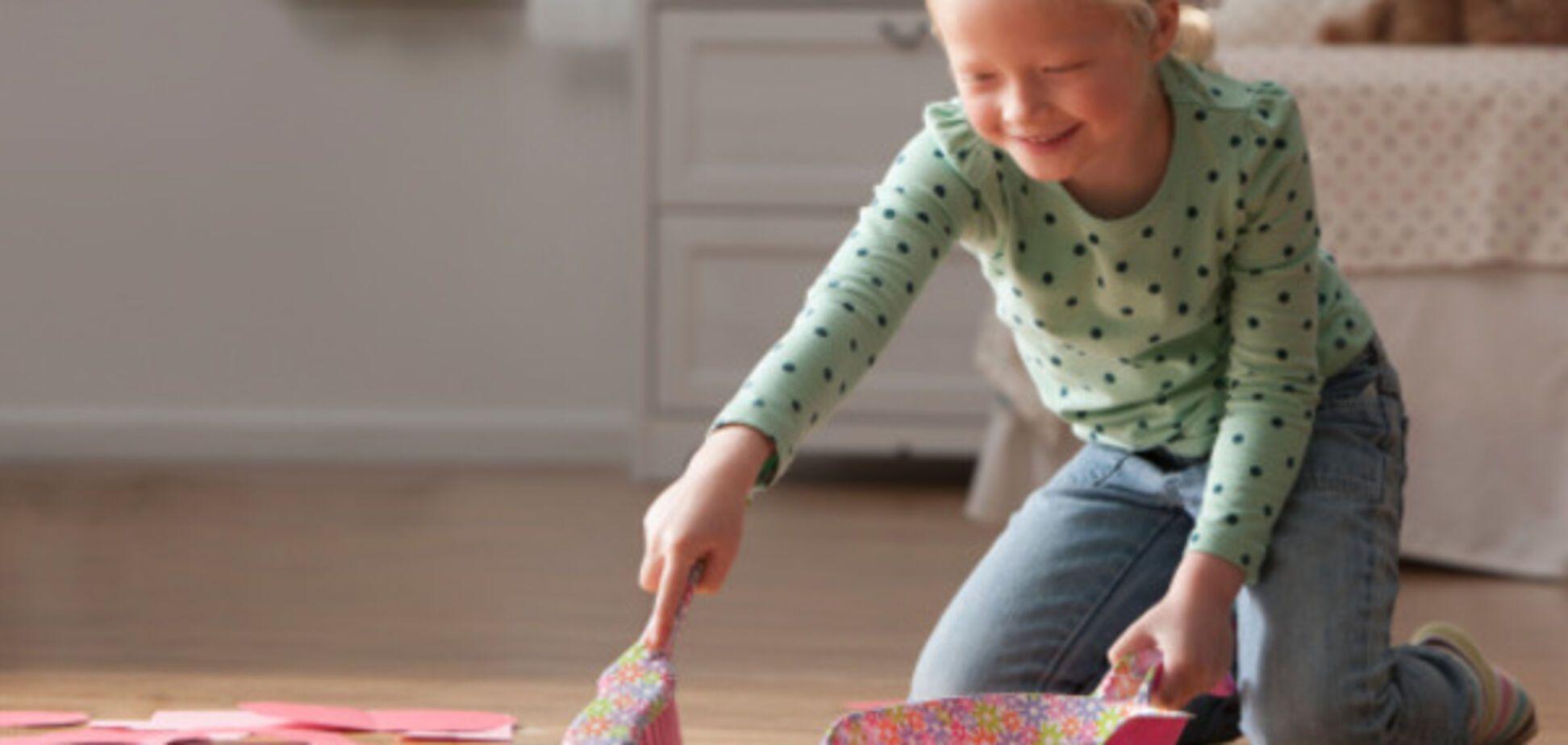 Домашние дела для детей разного возраста