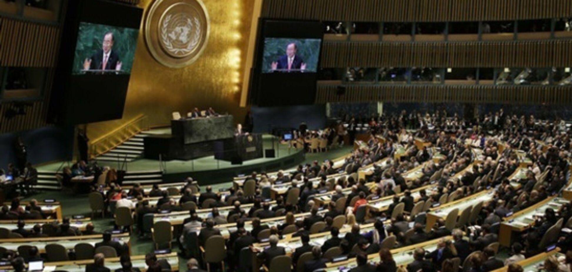 Перемога української дипломатії