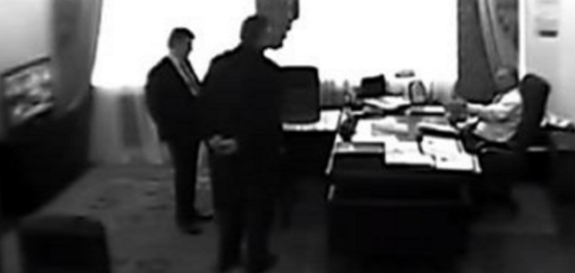 Протеже Авакова \'засекли\' на скандальном коррупционном видео