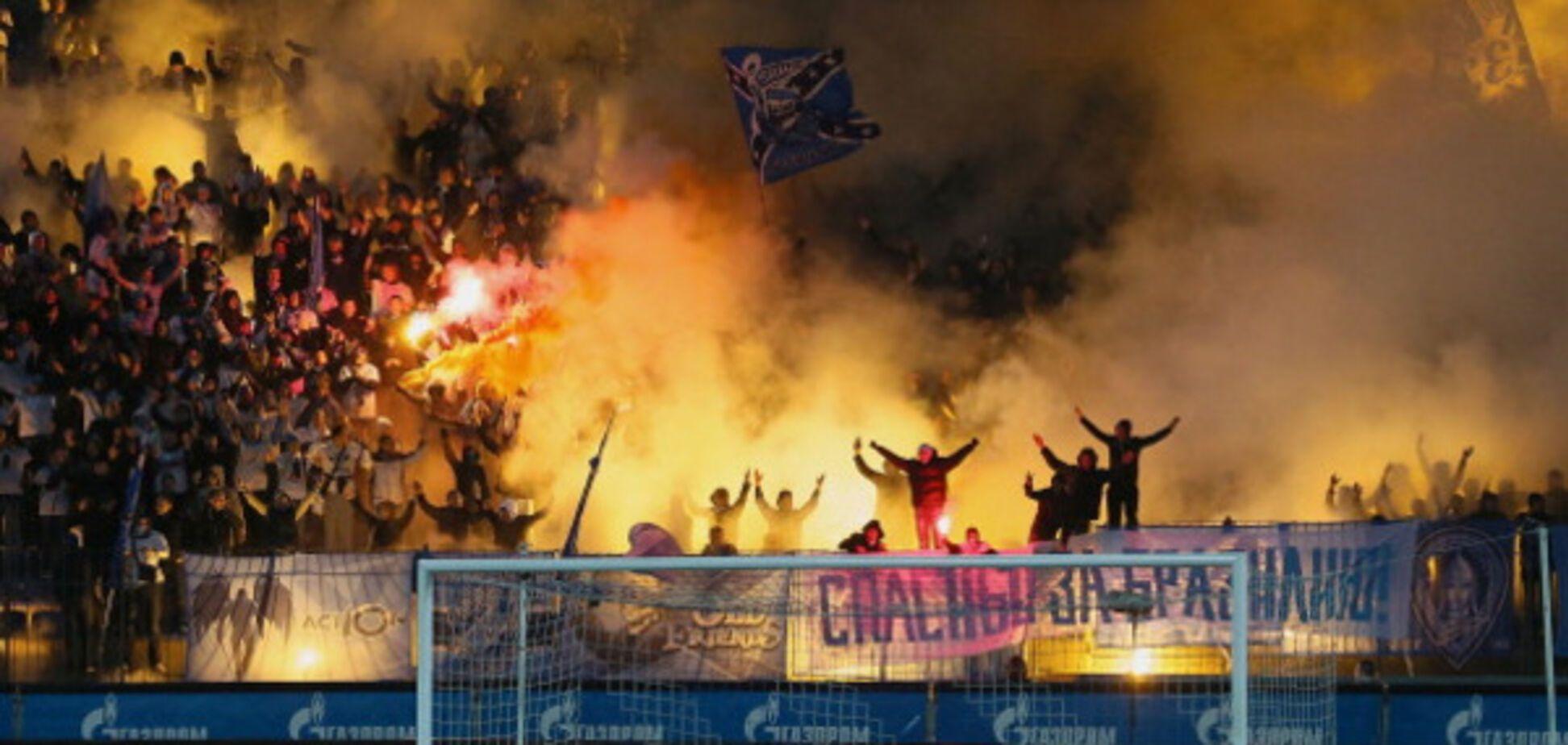В России разозлились отказу их фанам в матче 'Заря' - 'Манчестер Юнайтед'